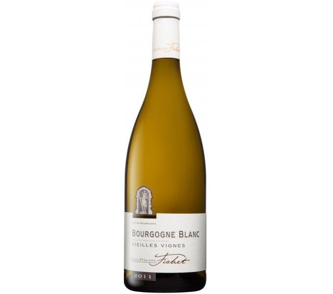 Fichet, Bourgogne Blanc Vieilles Vignes 2012 (SPAR 22%)