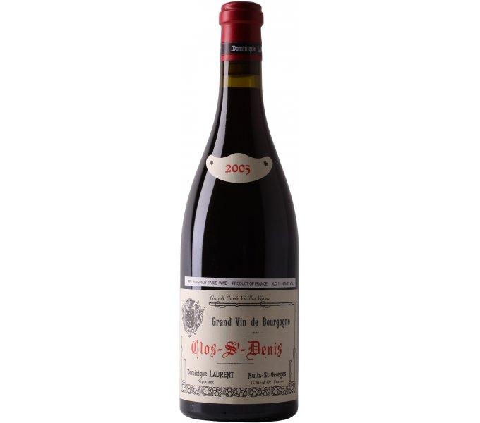D. Laurent, Clos St. Denis Grand Cru Vieilles Vignes 2011