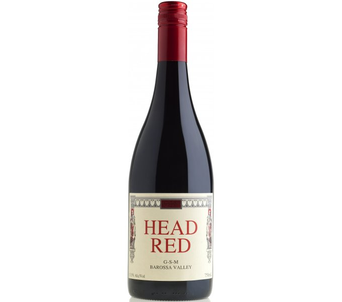 Head Wines, RED GSM, Barossa Valley 2017