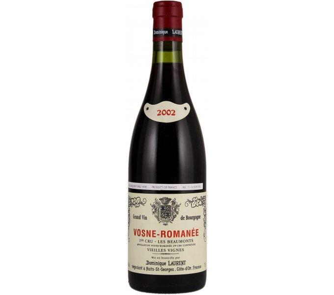 D. Laurent, Vosne Romanee 1. Cru Les Beaumonts Vieilles Vignes 2014