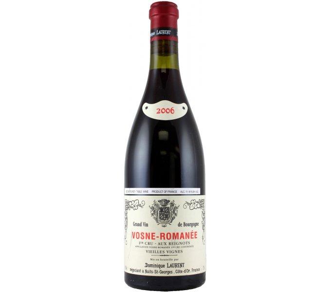 D. Laurent, Vosne Romanee 1. Cru Les Suchots Vieilles Vignes 2008