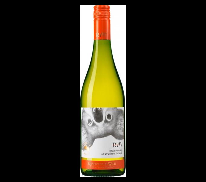 Reserved and Wild, Chardonnay Sauvignon Blanc 2020, South Australia (økologisk)