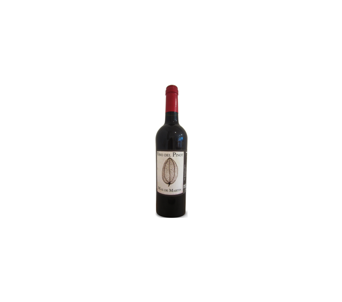 Mas de Martin, Vino del Pinot, Vin de France 2014 (økologisk)