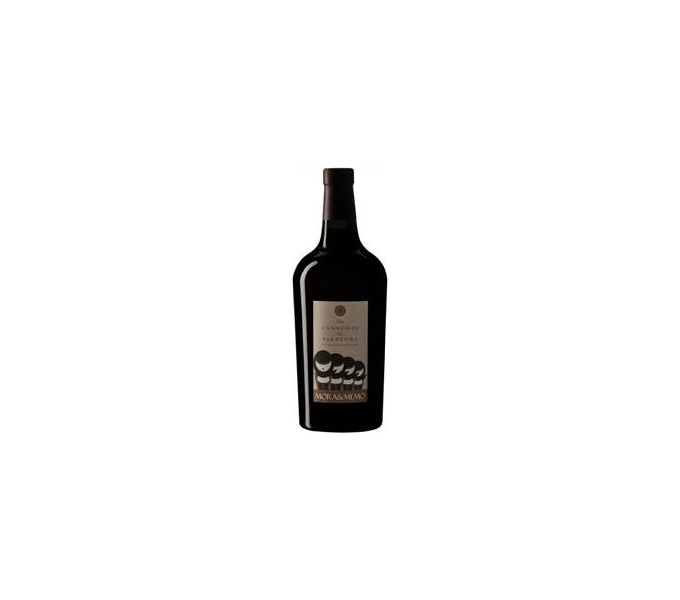 Mora & Memo, Nau, Cannonau de Sardegna DOC 2014