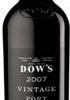 DOW's Vintage 2007 (100 Wine Spectator / 100 James Suckling)