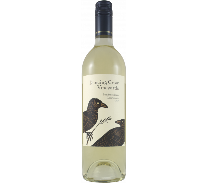 Dancing Crow, Sauvignon Blanc, Big Valley 2014