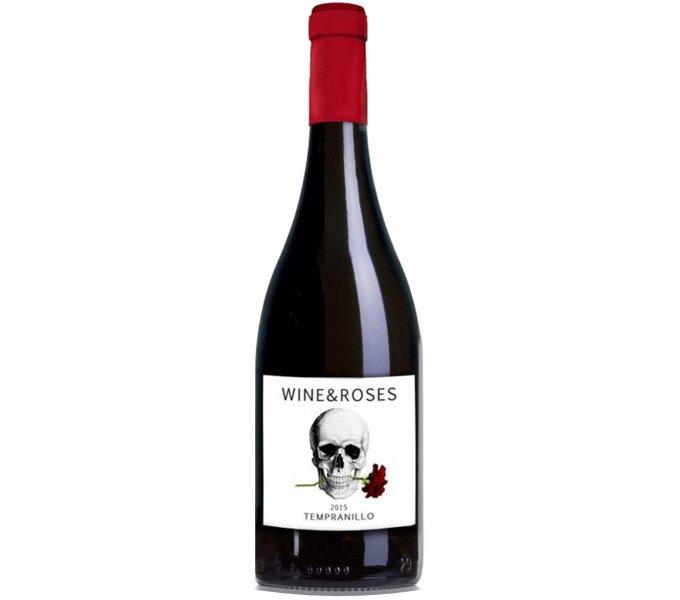 Wine & Roses, Chico Tempranillo 2015, Spain (Rioja)